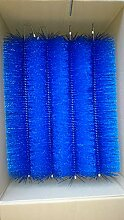 GLAMAT Filterbürsten Blau 60 cm Ø 150mm x 15
