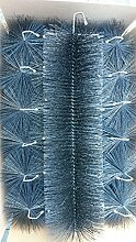 GLAMAT Filterbürsten SCHWARZ 60 cm Ø 150mm x 24