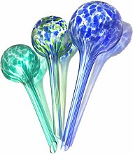 Glas Bewässerung Leuchtmittel, Clever Bär Automatische Bewässerung für Pflanzen Glas Leuchtmittel Home Garten Bewässerung Werkzeuge