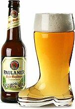 Glas Bier Boot 1 Pint - 0.5 Liter | Bierstiefel,