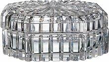 Glas-Bohemia Turin Bonboniere, Glas, 18.5x 11x