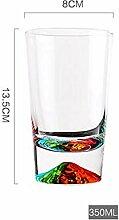 Glas Cup Home Kreative Weinglas Wasser Cup Saft