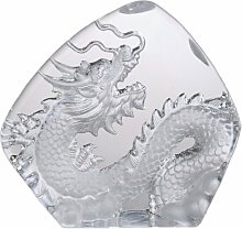 Glas Kristall Figur Drache