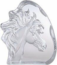 Glas Kristall Figur Pferd