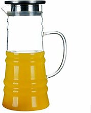 Glas Krug/Karaffen/Kapazität 1600 ml, 1200 ml
