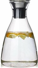 Glas Krug/Wasserkaraffe/Material: Borosilikatglas