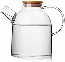 Glas Krug/Wasserkrug Heißes