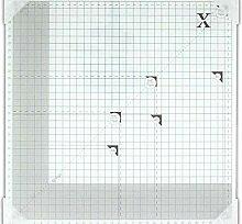 Glas-Schneidematte 33x33cm, Docrafts,