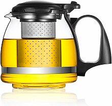 Glas Teebereiter Teekanne Glas Glas Mit Hoher