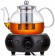 Glas Teebereiter Teekanne Glas Glas-Teekanne Mini
