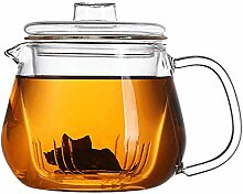 Glas Teebereiter Teekanne Glas Japanischer Pinguin