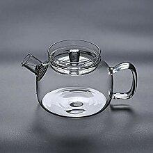 Glas Teebereiter Teekanne Glas Teekanne Aus