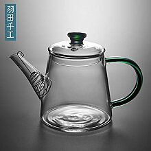 Glas Teebereiter Teekanne Glas Transparente
