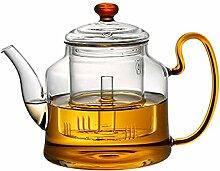 Glas Teekanne 1200Ml Teekannen Mit Großer