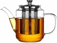Glas Teekanne, 650ml, 800ml, 1100ml, 1800 ml