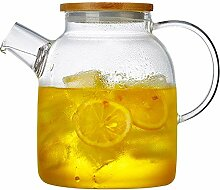 Glas Teekanne Teapot Teekanne Aus Glas Verdicktes