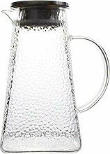 Glas-Teekanne Teekanne 1,5 L/Liter Krug