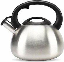 Glas-Teekanne Teekanne 3,5L Edelstahl Wasserkocher