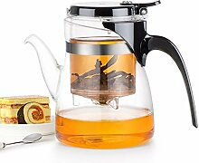 Glas Teekanne Teekanne * Becher Teekanne 600Ml