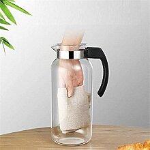 Glas-Teekanne Teekanne Teekanne 2,0 L/Liter