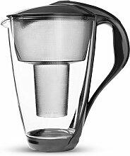 Glas-Wasserfilter Krug mit gratis Kartusche