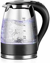 Glas-Wasserkocher, 1,7 l ökologischer