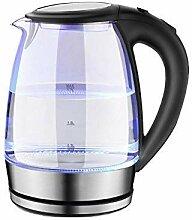 Glas-Wasserkocher, automatische Abschaltung und