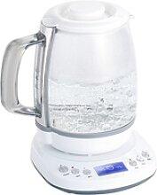 Glas-Wasserkocher mit Warmhaltefunktion, 4