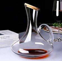 Glas-Wein-Dekanter Transparent Professionelle