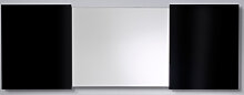 Glas Whiteboard Lintex Clear Whiteboard 169 x 102
