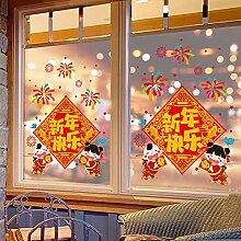 Glasaufkleber Türaufkleber Fenster