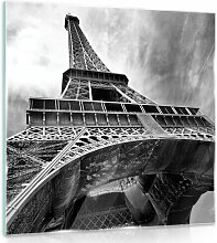 Glasbild Eiffelturm Brayden Studio