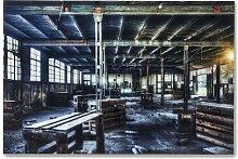 Glasbild Fabrik KARE Design