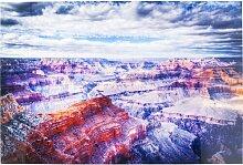 Glasbild Grand Canyon KARE Design