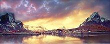 GlasbildMountain Skyline II 17 Stories