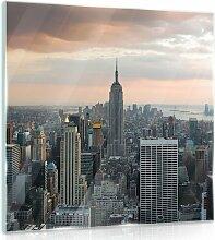 Glasbild New York Brayden Studio