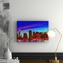 Glasbild New York East Urban Home