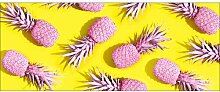 GlasbildPink Pineapples Sansibar Home