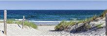 GLASBILD Strand & Meer ENJOY THE BEACH VII