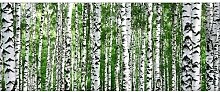 GlasbildTree Trunk Collection Alpen Home