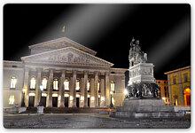 Glasbilder - Glasbild Bayerische Staatsoper München