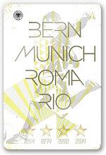 Glasbilder - Glasbild DFB - Weltmeister Deutschland