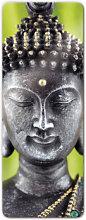 Glasbilder - Glasbild Green Buddha - Panorama