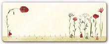 Glasbilder - Glasbild Leffler - Blumensamen -