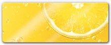 Glasbilder - Glasbild Lemon Squeezy - Panorama