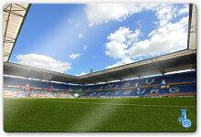 Glasbilder - Glasbild MSV Duisburg Stadion