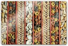 Glasbilder - Glasbild Pasta Collection