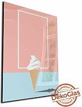 Glasboard v. DekoGlas 50x70 Magnettafel