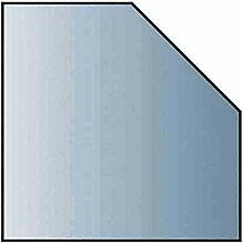 Glasbodenplatte 8 mm Stärke, 125 x 125 cm,
