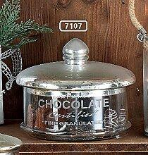 GLASDOSE CHOCOLATE, Glas